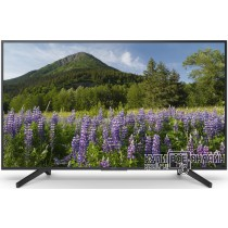 "Телевизор LED Sony 49"" KD49XF7005BR черный/черный/Ultra HD/200Hz/DVB-T/DVB-T2/DVB-C/DVB-S/DVB-S2/USB/WiFi/Smart TV"