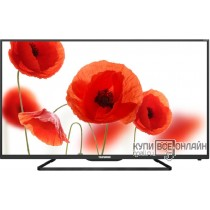 "Телевизор LED Telefunken 55"" TF-LED55S37T2SU черный/Ultra HD/200Hz/DVB-T/DVB-T2/DVB-C/USB/WiFi/Smart TV (RUS)"