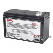 Батарея для ИБП APC APCRBC110 12В 9Ач для BE550G/BE550G-CN/LM/BE550R/BE550R-CN/R650CI/AS/RS