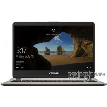 "Ноутбук Asus X507MA-EJ012 Pentium N5000/4Gb/1Tb/Intel UHD Graphics 605/15.6""/FHD (1920x1080)/Endless/grey/WiFi/BT/Cam"