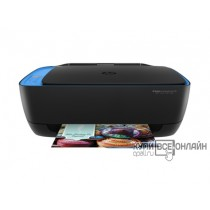 МФУ струйный HP DeskJet Ink Advantage 4729 Ultra eAiO (F5S66A) A4 USB черный