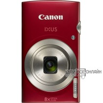 "Фотоаппарат Canon IXUS 185 красный 20Mpix Zoom8x 2.7"" 720p SD CCD 1x2.3 IS el 1minF 0.8fr/s 25fr/s/NB-11LH"