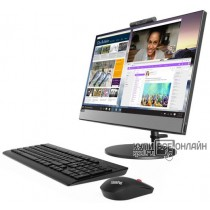"Моноблок Lenovo V530-22ICB 21.5"" Full HD i3 8100T (3.1)/4Gb/1Tb 5.4k/UHDG 630/DVDRW/CR/noOS/GbitEth/WiFi/BT/90W/клавиатура/мышь/Cam/черный 1920x1080"
