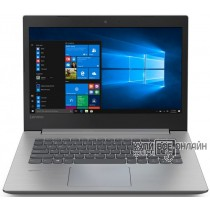 "Ноутбук Lenovo IdeaPad 330-14AST E2 9000/4Gb/500Gb/AMD Radeon R2/14""/TN/FHD (1920x1060)/Windows 10/grey/WiFi/BT/Cam"