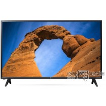 "Телевизор LED LG 43"" 43LK5000PLA черный/FULL HD/50Hz/DVB-T2/DVB-C/DVB-S2/USB (RUS)"