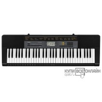 Синтезатор Casio CTK-2500 61клав. черный