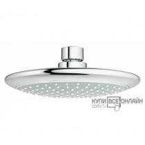 Верхний душ GROHE Rainshower Solo, 1 режим, диаметр 190 мм, хром  27370000 G27370000