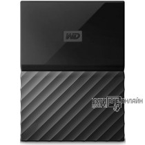 "Жесткий диск WD Original USB 3.0 2Tb WDBLHR0020BBK-EEUE My Passport 2.5"" черный"