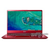 "Ультрабук Acer Swift 3 SF314-54-3864 Core i3 8130U/8Gb/SSD128Gb/Intel UHD Graphics 620/14""/IPS/FHD (1920x1080)/Linux/red/WiFi/BT/Cam/3220mAh"