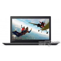 "Ноутбук Lenovo IdeaPad 320-15AST A4 9120/4Gb/500Gb/AMD Radeon R3/15.6""/TN/HD (1366x768)/Free DOS/black/WiFi/BT/Cam"