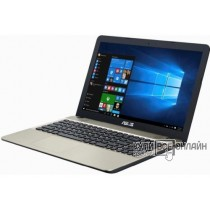 "Ноутбук Asus VivoBook X541NA-GQ558T Celeron N3450/4Gb/SSD128Gb/Intel HD Graphics 500/15.6""/HD (1366x768)/Windows 10/black/WiFi/BT/Cam"