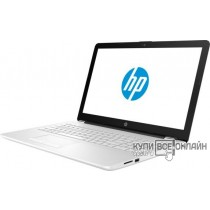 "Ноутбук HP 15-bw593ur E2 9000e/4Gb/500Gb/AMD Radeon R2/15.6""/FHD (1920x1080)/Windows 10/white/WiFi/BT/Cam"