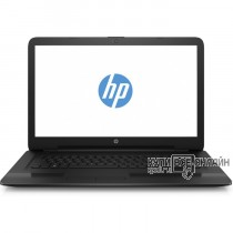 "Ноутбук HP 17-ak008ur A6 9220/4Gb/500Gb/DVD-RW/UMA AMD Graphics/17.3""/HD (1366x768)/Free DOS 64/black/WiFi/BT/Cam/2670mAh"