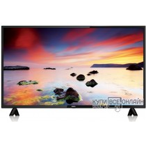 "Телевизор LED BBK 40"" 40LEM-1043/FTS2C черный/FULL HD/50Hz/DVB-T2/DVB-C/DVB-S2/USB (RUS)"