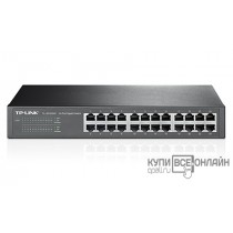 Коммутатор TP-Link TL-SG1024D 24-port gigabit switch 10/100/1000Mbps