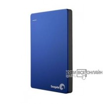 "Жесткий диск Seagate Original USB 3.0 2Tb STDR2000202 Backup Plus Slim 2.5"" синий"