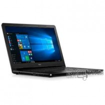 "Ноутбук Dell Inspiron 3565 A6 9220/4Gb/1Tb/DVD-RW/AMD Radeon R4/15.6""/HD (1366x768)/Linux Ubuntu/black/WiFi/BT/Cam"