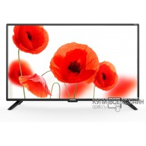 "Телевизор LED Telefunken 39"" TF-LED39S62T2 черный/HD READY/50Hz/DVB-T/DVB-T2/DVB-C/USB (RUS)"
