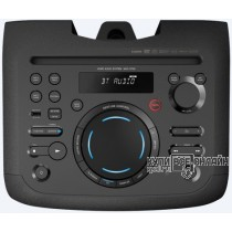 Минисистема Sony MHC-GT4D черный 2400Вт/CD/CDRW/DVD/DVDRW/FM/USB/BT