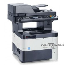 МФУ Лазерный Kyocera Ecosys M3040dn (1102P03NL0) A4 Duplex Net 40стр (replace FS-3040MFP+)