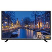 "Телевизор LED Hyundai 43"" H-LED43F402BS2 черный/FULL HD/60Hz/DVB-T2/DVB-C/DVB-S2/USB (RUS)"