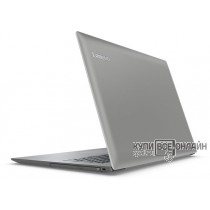 "Ноутбук Lenovo IdeaPad 320-17IKB Core i5 7200U/8Gb/1Tb/DVD-RW/nVidia GeForce 940MX 4Gb/17.3""/IPS/FHD (1920x1080)/Windows 10/grey/WiFi/BT/Cam"