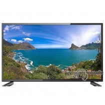 "Телевизор LED Hartens 43"" HTV-43F011B-T2/S черный/FULL HD/50Hz/DVB-T/DVB-T2/DVB-C/USB/WiFi/Smart TV (RUS)"