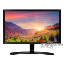 "Монитор LG 23.8"" 24MP58D-P черный IPS LED 5ms 16:9 DVI матовая 250cd 1920x1080 D-Sub FHD 3.2кг"
