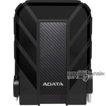 "Жесткий диск A-Data USB 3.0 1Tb AHD710P-1TU31-CBK HD710Pro DashDrive Durable 2.5"" черный"