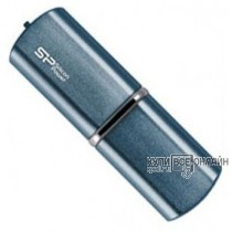 Флеш Диск Silicon Power 16Gb Luxmini 720 SP016GBUF2720V1D USB2.0 синий