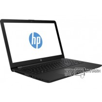 "Ноутбук HP 15-bw027ur E2 900/4Gb/500Gb/UMA AMD Graphics/15.6""/HD (1366x768)/Windows 10/black/WiFi/BT/Cam/2670mAh"