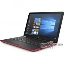 "Ноутбук HP 15-bw516ur E2 9000e/4Gb/500Gb/AMD Radeon R2/15.6""/HD (1366x768)/Windows 10/red/WiFi/BT/Cam"