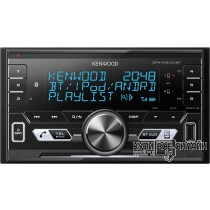 Автомагнитола CD Kenwood DPX-M3100BT 2DIN 4x50Вт