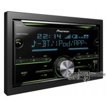 Автомагнитола CD Pioneer FH-X730BT 2DIN 4x50Вт
