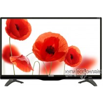 "Телевизор LED Telefunken 21.5"" TF-LED22S62T2 черный/FULL HD/50Hz/DVB-T/DVB-T2/DVB-C/USB (RUS)"