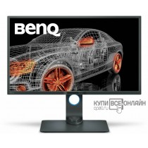 "Монитор Benq 31.5"" PD3200Q-T черный IPS LED 5ms 16:9 DVI HDMI M/M матовая 20000000:1 300cd 2560x1440 DisplayPort FHD USB"