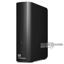 "Жесткий диск WD Original USB 3.0 2Tb WDBWLG0020HBK-EESN Elements Desktop 3.5"" черный"
