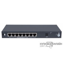Коммутатор HPE OfficeConnect 1420 JH330A 8G 8PoE+ 64W неуправляемый