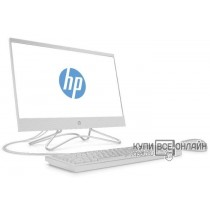 "Моноблок HP 200 G3 21.5"" Full HD i3 8130U (2.2)/4Gb/1Tb 7.2k/UHDG 620/DVDRW/Windows 10 Professional 64/GbitEth/WiFi/65W/клавиатура/мышь/белый 1920x1080"