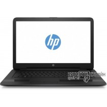 "Ноутбук HP 17-bs035ur Core i3 6006U/4Gb/500Gb/DVD-RW/Intel HD Graphics 520/17.3""/HD+ (1600x900)/Windows 10 64/black/WiFi/BT/Cam"