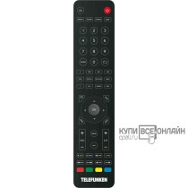 "Телевизор LED Telefunken 55"" TF-LED55S60T2SU черный/Ultra HD/200Hz/DVB-T/DVB-T2/DVB-C/DVB-S/DVB-S2/USB/WiFi/Smart TV (RUS)"