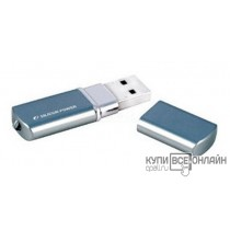 Флеш Диск Silicon Power 4Gb Luxmini 720 SP004GBUF2720V1D USB2.0 синий